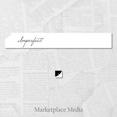 Imperfect - Marketplace Media (LiquidHell Carter) Tags: logo mono design store graphic midnight marketplace elvi hartley imperfect