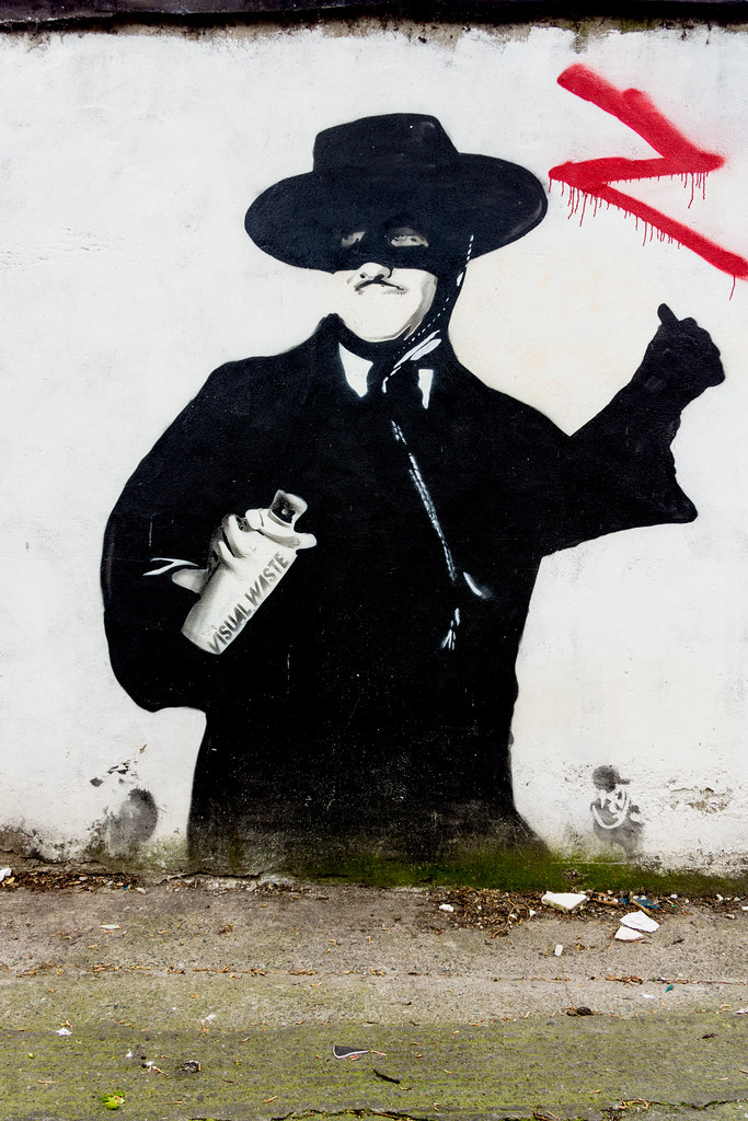 STREET ART IN DUBLIN - CABRA PARK URBAN GALLERY
