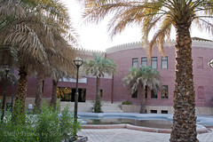کتابخانه عمومی شهر (Daily Frames by Fera-) Tags: bam مسجد بم ارگ شهر حنا bamcitadel خشت