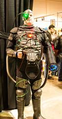Cyborg (karebear_stare) Tags: canada calgary costume comic expo entertainment alberta cyborg 2014 calgaryexpo calgarycomicexpo