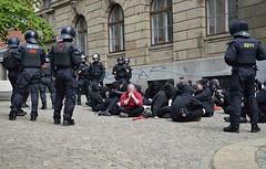 01.05.2014 Plauen (caruso.pinguin) Tags: demo nazis demonstration mai sachsen polizei npd erster antifa plauen