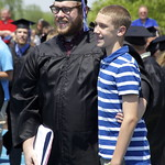 "<b>Commencement</b><br/> Luther College Commencement on Sunday, May 25, 2014. Photo by Breanne Pierce<a href=""http://farm3.static.flickr.com/2915/14096670527_4aaff49851_o.jpg"" title=""High res"">∝</a>"