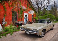 On The Road Again (Bill Fultz) Tags: ohio restoration impala vintageautomobile ftancient 68impala 1968impalaconvertible ftancienttradingpost