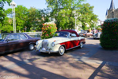 Mercedes Benz Ponton Cabrio 1964 (aguswiss1) Tags: mercedes benz cabrio ponton 1964 mercedesbenzpontoncabrio1964