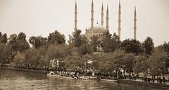 Dragon Fest Adana, Turkey, 2014 (arifuslu) Tags: festival turkey nikon dragon mosque canoe cami adana d3100