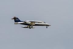 D-CGRC (Peter Hewing) Tags: deutschland frankfurt technik airline fra learjet flugzeuge flughafenfrankfurt lj35 jetexecutive flugzeughersteller
