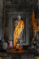 Buddha (Daddi Andrea) Tags: sculpture art statue architecture temple ancient asia cambodge cambodia southeastasia khmer arte buddha buddhist religion buddhism angkorwat unesco reap tropical wat siam antico architettura cultura asean indochine basrelief siamreap scultura tempio buddista bassorilievi cambogia buddismo indocina
