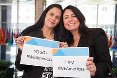 Yo Soy #WEAmericas, I Am #WEAmericas (Bureau of Educational & Cultural Affairs) Tags: southamerica america ecuador women guatemala cuba bolivia western nicaragua elsalvador wha centralamerica entrepreneur hemispheres womenandgirls westernhemispheres weamericas
