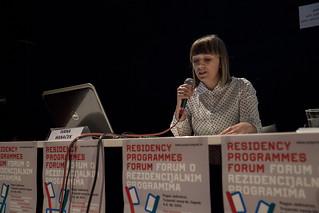Ivana Hanaček (BLOK, Zagreb, HR): Research platform / UrbanFestival