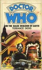 Dicks, Terrance - Doctor Who 17: The Dalek Invasion Of Earth (exaquint) Tags: tv scifi bookcover