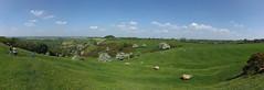 Burrough Hill View (lcfcian1) Tags: panorama iron leicestershire fort pano hill panoramic age burrough burroughhill ironagehillfort burroughhillisanironagehillfortinburroughonthehill 7miles11kmsouthofmeltonmowbrayintheenglishcountyofleicestershire