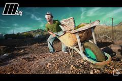 Colonies (Foto MNA) (MNA FOTOGRAFIA) Tags: espaa canon surreal andalucia 5d costadelsol surrealist malaga 1740mm hdr nerja colonies surrealista