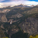 Glacier Point Amphitheater View