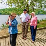 Lake Monroe Watershed Ecotour - Endwright Center - May 20, 2014 thumbnail