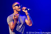 Trey Songz @ The Big Show At The Joe, Joe Louis Arena, Detroit, MI - 06-14-14