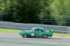 1977 BMW E9 3.0 CSL Group 2 (belgian.motorsport) Tags: 2 classic cars 30 one 1 group f1 racing historic mans le bmw formula gt modena 1977 circuit spa touring csl e9 motorsport francorchamps 2013 trackdays