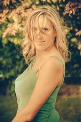 She... (--=PaRa74=--) Tags: portrait blur sexy girl beauty portraits model nikon bokeh outdoor flash models ritratti ritratto fillin outdoorportrait d5100 seerule2