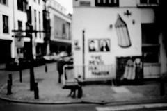 Zinneke (Spotmatix) Tags: camera brussels urban film monochrome landscape effects belgium pentax lofi places polypanf iso050 afpointshoot