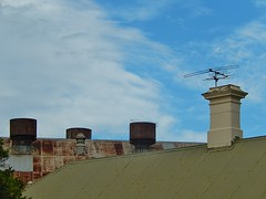 Things on Roofs (mikecogh) Tags: chimney roofs antenna parkside vents