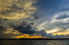 DSC_8318 (dwhart24) Tags: sunset lake storm clouds orlando jane florida mary fl