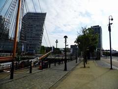 Liverpool (View of the city skyline,from Albert Dock) (Netty 78) Tags: city greatbritain england skyline liverpool buildings boat europe ship cityscape northwest unitedkingdom towers europeanunion albertdock merseyside 2014 stjohnsbeacon radiocitytower portofliverpool