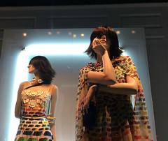 Chanel at Saks: Rainbow (Viridia) Tags: nyc newyorkcity urban newyork mannequin fashion belt spring mannequins dress manhattan nightshoot purse dresses bracelet fifthavenue windowdisplay saksfifthavenue saks chanel storewindows newyorkny windowdisplays visualmerchandising fifthavenuenyc newyorkcityny 5thavenuenyc sakscompany midtownnyc saksfifthavenuewindows rootsteinmannequins saksfifthavenuewindowdisplay saksfifthavenueflagshipstore saksfifthavenuewindowdisplays rootsteinmannequinsatsaksfifthavenue