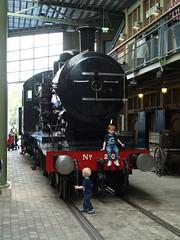 NSM 2104 (31-5-2014) (Martin Verwoert) Tags: de utrecht thomas mei 31 nsm 2014 spoorwegmuseum
