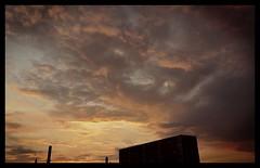 Kopenhagen Sonnenuntergang - Copenhagen Sundown (Andreas Meese) Tags: chimney sun building skyline clouds skyscraper copenhagen denmark nikon sonnenuntergang apartment sundown wolken cph sonne dnemark kopenhagen schornstein chimneys hochhaus wohnhaus hochhuser schornsteine wohnhuser d5100