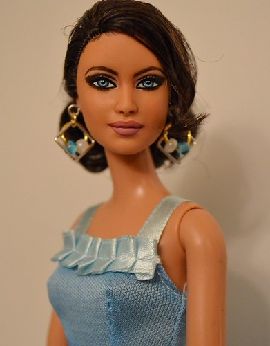 Tyme- Dolls of the World Philippines Barbie Repaint OOAK Restyle by ...