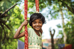 Pachai niram (PrashanthSwaminathan) Tags: people girl nikon greenery chennai cwc chennaiweekendclickers