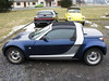 15 Smart Roadster Faltschiebedach bs 01