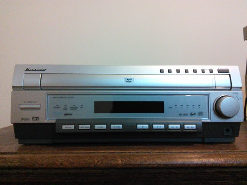 dvd player 51 pioneer