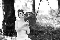 5286 - Ombrellino (Diego Rosato) Tags: ballerina maki moda ritratto bosco bambola mariachiara