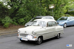 1955 - 1956 Opel Olympia Rekord (Georg Sander) Tags: pictures auto old wallpaper classic cars 1955 car photo automobile foto image photos alt picture mobil images fotos olympia vehicle oldtimer 1956 autos bild bilder opel rekord automobil
