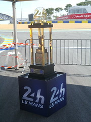Le Mans 2014 (aajay_uk) Tags: lemans winnerstrophy