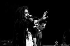 203bn (sheslostcontrol sara) Tags: milan rock live goth band medulla cameraoscura