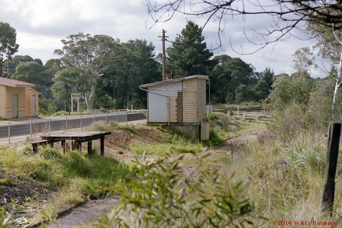 Penrose station and signal box