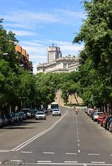 Ronda de Segovia y Palacio Real (Andrs Guerrero) Tags: madrid city urban espaa spain ciudad urbana palacioreal proyecto365 rondadesegovia