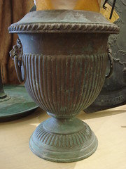 "OLD CAMPANA STYLE WINE COOLER, AS-IS FINISH. • <a style=""font-size:0.8em;"" href=""http://www.flickr.com/photos/51721355@N02/14557772039/"" target=""_blank"">View on Flickr</a>"
