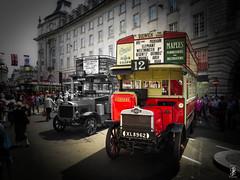 IMG_5556 (fruce_ki) Tags: bus london antique historic vehicle btype aec ktype s454 b935
