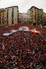 """Txupinazo 2014 • <a style=""""font-size:0.8em;"""" href=""""http://www.flickr.com/photos/39020941@N05/14585249622/"""" target=""""_blank"""">View on Flickr</a>"""