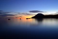 Bunaken Tua (Tempo Dulu) Tags: sunset indonesia volcano sulawesi manado bunaken