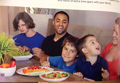 Found this in a Paleo cookbook, it's the author's family. The eldest