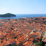 "View of Dubrovnik and Lokrum <a style=""margin-left:10px; font-size:0.8em;"" href=""http://www.flickr.com/photos/14315427@N00/14646048968/"" target=""_blank"">@flickr</a>"