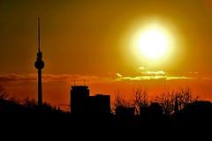 2011 berlin calling (paddy_bb) Tags: travel sunset berlin germany deutschland cityscape fernsehturm 2011 nikond3100 paddybb