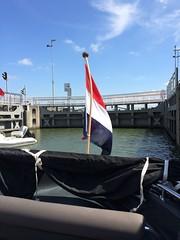 Meerdaagse trip naar Amsterdam. Rondje door de grachten.