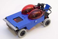Spy Trak Two (legoalbert) Tags: car lego space police