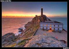 3757760122_1673a1efba (fernandezfernandezbeatriz) Tags: sea lighthouse faro mar atlantic nightshoot galicia galiza nocturna atlntico nightfall ocano camarias caboviln caboviln ocano atlntico camarias