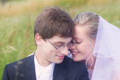 Klra a Jan (Katka S.) Tags: wedding portrait church happy couple jan u svatba klra phothography r blovic