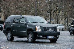 Cadillac Escalade Paris France 2017 (seifracing) Tags: cadillac escalade paris france 2017 seifracing spotting services europe emergency rescue transport traffic cars cops car vehicles voiture van vans